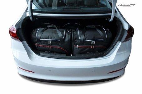 Kofferbak tassenset Hyundai Elantra Sedan V 2010 t/m 2013