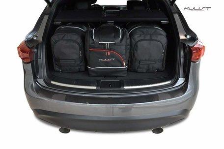 Kofferbak tassenset Infinity Qx70 vanaf 2013