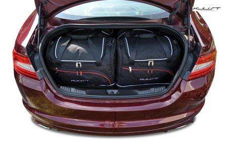 Kofferbak tassenset Jaguar Xf Sedan I 2008 t/m 2011