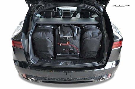 Kofferbak tassenset Jaguar E-Pace vanaf 2017