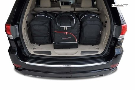 Kofferbak tassenset Jeep Grand Cherokee Iv 2010 t/m 2013