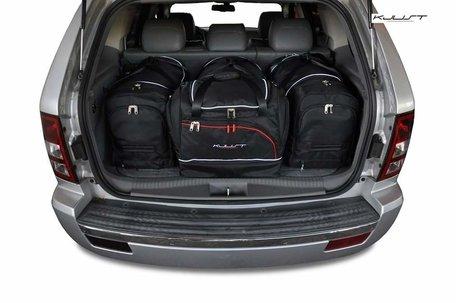 Kofferbak tassenset Jeep Grand Cherokee Iii 2004 t/m 2010