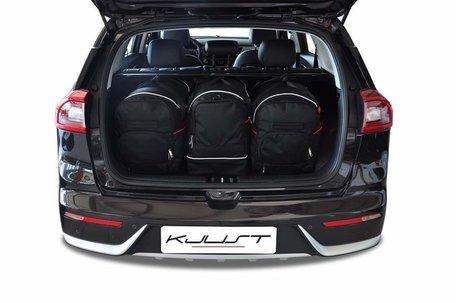 Kofferbak tassenset Kia Niro Crossover vanaf 2016