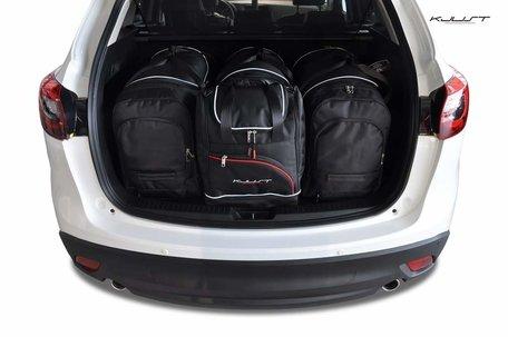 Kofferbak tassenset Mazda Cx t/m 5 I 2011 t/m 2015