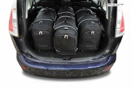 Kofferbak tassenset Mazda 5 Minivan I 2005 t/m 2010