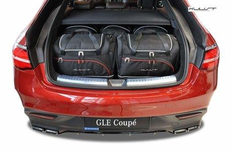 Kofferbak tassenset Mercedes Glc Coupe vanaf 2015