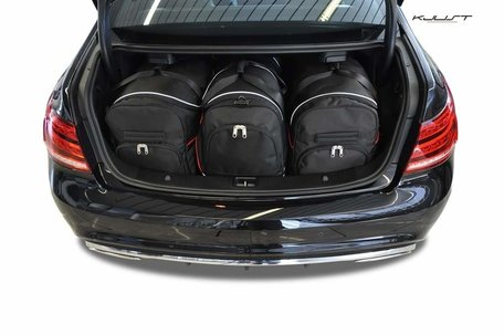 Kofferbak tassenset Mercedes E Coupe W212 2009 t/m 2012