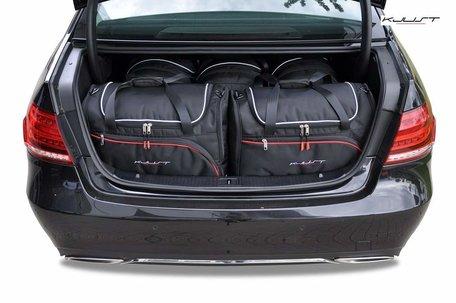 Kofferbak tassenset Mercedes E Sedan W212 2009 t/m 2012
