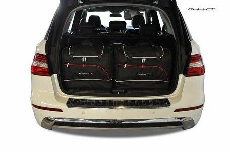 Kofferbak tassenset Mercedes M W166 2011 t/m 2015
