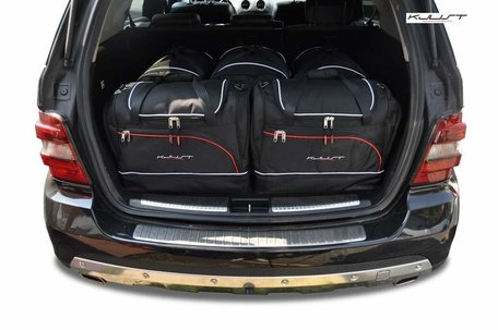 Kofferbak tassenset Mercedes M W164 2005 t/m 2008