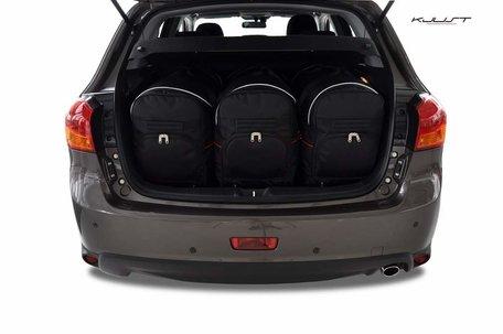 Kofferbak tassenset Mitsubishi Asx 2010 t/m 2013