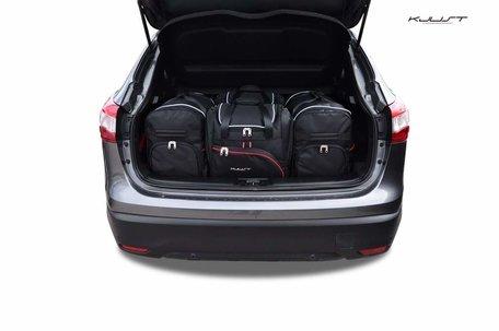Kofferbak tassenset Nissan Qashqai Ii 2014 t/m 2017