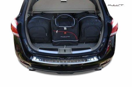 Kofferbak tassenset Nissan Murano Ii 2008 t/m 2015