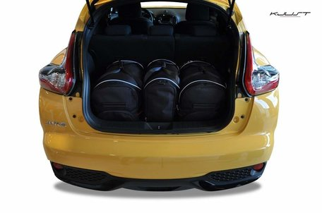 Kofferbak tassenset Nissan Juke 2010 t/m 2014