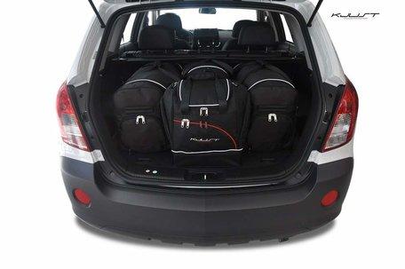 Kofferbak tassenset Opel Antara 2006 t/m 2010