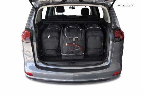 Kofferbak tassenset Opel Zafira C 2011 t/m 2016