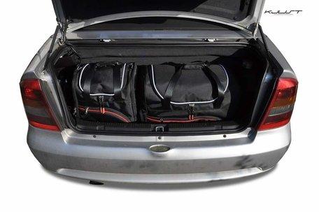 Kofferbak tassenset Opel Astra Cabrio G 2001 t/m 2006