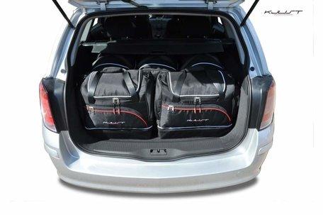 Kofferbak tassenset Opel Astra Kombi H 2004 t/m 2014