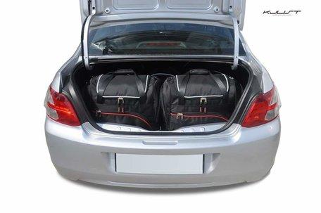 Kofferbak tassenset Peugeot 301 2012 t/m 2017