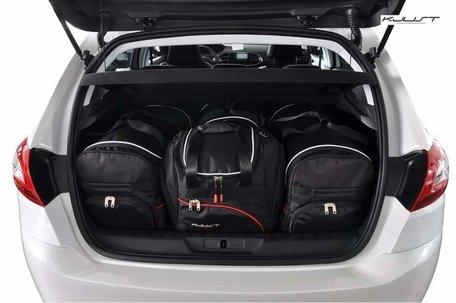 Kofferbak tassenset Peugeot 308 Hatchback Ii 2013 t/m 2017