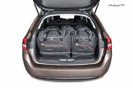 Kofferbak tassenset Peugeot 308 Sw Ii 2014 t/m 2017