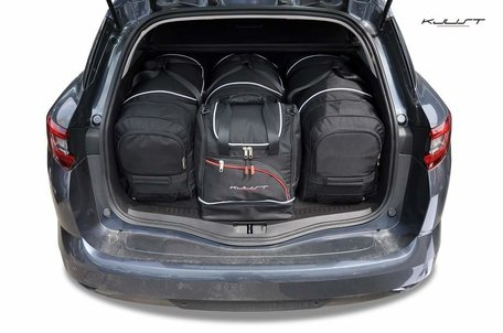 Kofferbak tassenset Renault Megane Grandtour Iv vanaf 2016