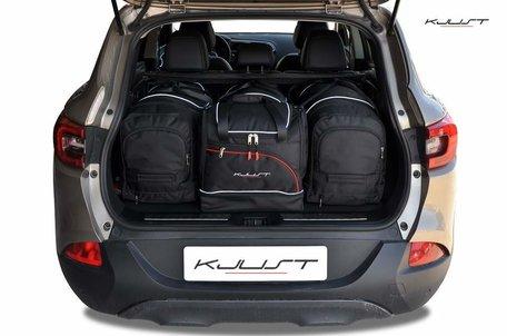 Kofferbak tassenset Renault Kadjar vanaf 2015