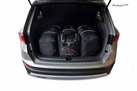 Kofferbak tassenset Seat Ateca I vanaf 2016