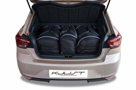 Kofferbak tassenset Seat Ibiza V Hatchback 5 Deurs vanaf 2017