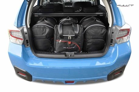 Kofferbak tassenset Subaru Xv Crossover 2012 t/m 2016