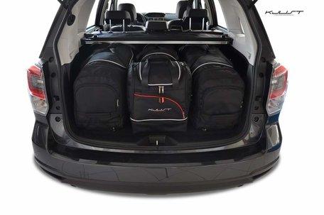 Kofferbak tassenset Subaru Forester Iv 2012 t/m 2016