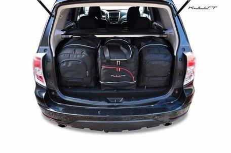 Kofferbak tassenset Subaru Forester Iii 2008 t/m 2013