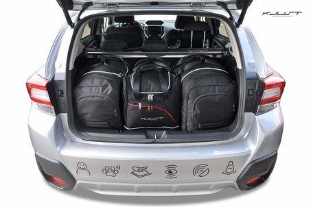 Kofferbak tassenset Subaru Xv Ii vanaf 2017