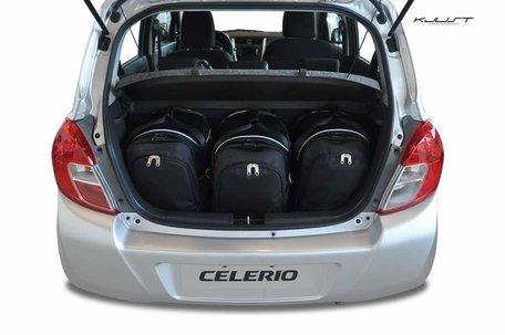 Kofferbak tassenset Suzuki Celerio vanaf 2014