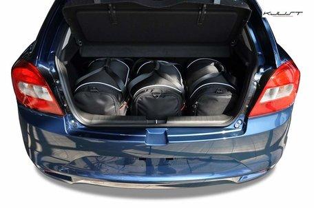 Kofferbak tassenset Suzuki Baleno Hatchback Iii vanaf 2016