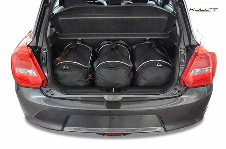 Kofferbak tassenset Suzuki Swift Vi Hatchback vanaf 2017