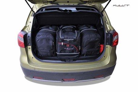 Kofferbak tassenset Suzuki Sx4 S t/m Cross Ii 2013 t/m 2016