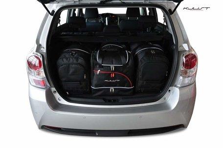 Kofferbak tassenset Toyota Verso Minivan 2009 t/m 2013