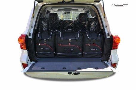 Kofferbak tassenset Toyota Land Cruiser Mpv 5 Deurs 2010 t/m 2013
