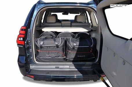 Kofferbak tassenset Toyota Land Cruiser Terenowy 5 Deurs Vii vanaf 2017