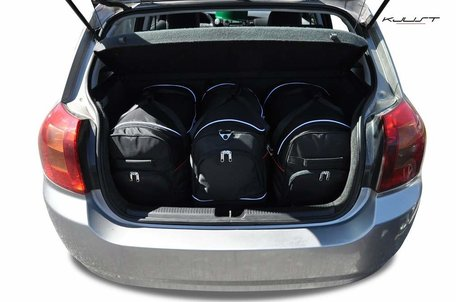 Kofferbak tassenset Toyota Corolla Hatchback Ix 2001 t/m 2009