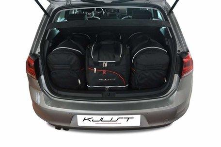 Kofferbak tassenset Volkswagen Golf Vi Hatchback 3 Deurs/5 Deurs 2012 t/m 2016