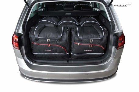 Kofferbak tassenset Volkswagen Golf Variant Vii 2013 t/m 2016