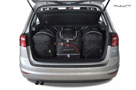 Kofferbak tassenset Volkswagen Golf Sportsvan Vii 2013 t/m 2017