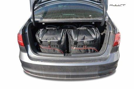 Kofferbak tassenset Volkswagen Jetta Vi Sedan 2011 t/m 2014