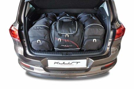 Kofferbak tassenset Volkswagen Tiguan I 2007 t/m 2015