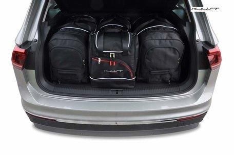 Kofferbak tassenset Volkswagen Tiguan Ii vanaf 2016
