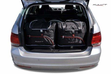 Kofferbak tassenset Volkswagen Golf Variant Vi 2008 t/m 2016