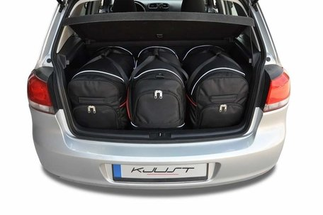Kofferbak tassenset Volkswagen Golf 5 Deurs Vi Hatchback 2008 t/m 2012