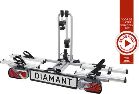 TIP! E-Bike Fietsendrager Pro-User Diamant - elektrische fietsen